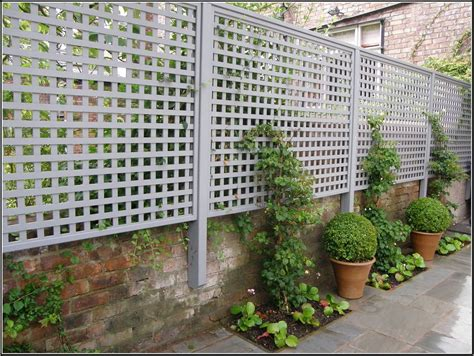 Garden Walls Ideas Beautify Your Patio Trough Garden Wall Ideas