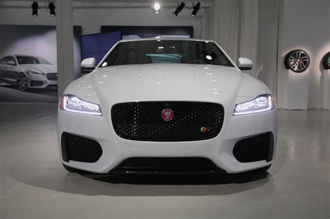 jaguar cars 2016 new york 2015 2016 jaguar xf arrives the truth about cars