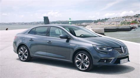 New 2017 Renault Megane Sedan Youtube