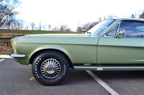 1967 mustang gta fastback for sale 1967 ford mustang gta fastback 390 bring a trailer