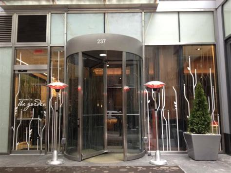 Garden Inn Central Park South Midtown West by Hotel Entrance Picture Of Garden Inn New York