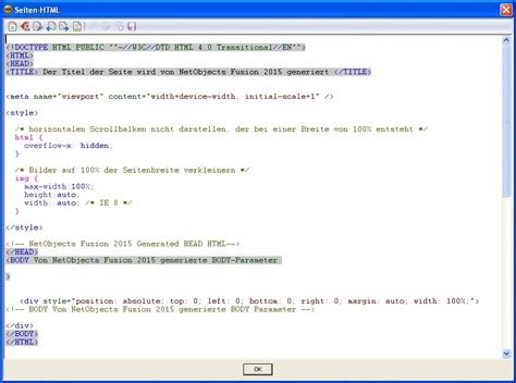 responsive design html css tutorial tutorial netobjects fusion responsive website
