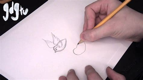 tattoo flash how to make how to draw swallows and sparrows traditional tattoo