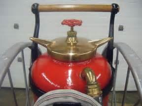 vintage antique 2 wheel extinguisher ebay