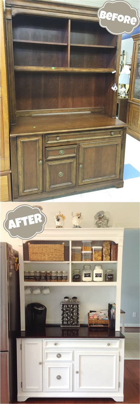 thrift store furniture makeover dresser best of before after furniture makeovers creative diy