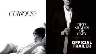 Fifty shades of grey official trailer hd youtube
