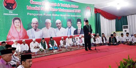 profil hamka haq bamusi pdi perjuangan peringati maulid nabi pdi