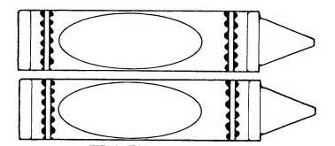 Black And White Crayon Clipart crayon clip black and white free clipart images 6 clipartix
