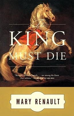 The King Must Die Renault world of mythology review of the king must die by