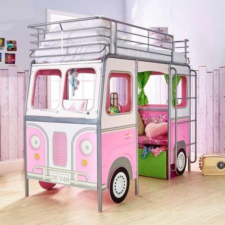 Merveilleux Chambre De Petite Fille #5: .lit_voiture_type_van_avec_couchage_sureleve_et_espace_jeux_m.jpg