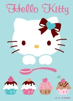 hello kitty cupcake wallpaper 1000 images about hello kitty on pinterest hello kitty