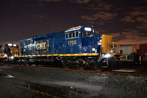 CSX takes delivery of first SD40E3 ?Eco? units   Trains