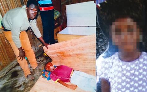 boy who raped 9 year old girl to death in lagos confessed