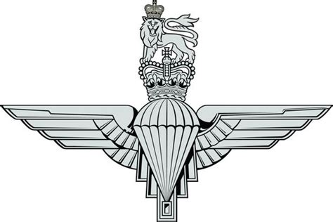 parachute regiment para tattoos pinterest