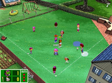 backyard baseball online game download backyard baseball windows my abandonware