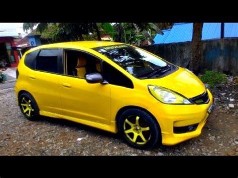 Kas Kopling Honda Jazz Rs dijual mobil honda jazz rs at kuning modif 2011 samarinda hp 0852 4690 2754