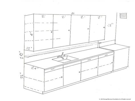 standard dimensions for kitchen cabinets kitchen cabinet drawer dimensions standard