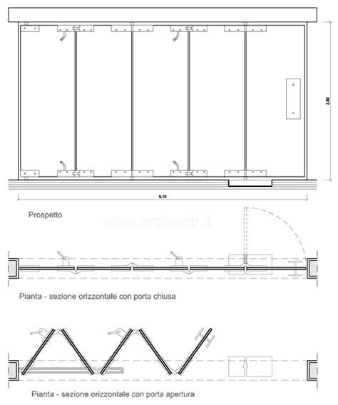 portone sezionale dwg chiusure e portoni industriali