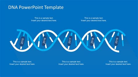 Gene Powerpoint Template Related Keywords Gene Dna Powerpoint Template