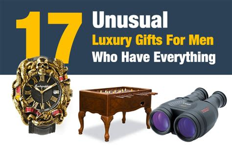 Gifts For The With Everything 16 Luxury Gifts For Who Everything