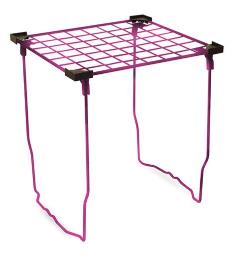 Locker Wire Shelf by Stacking Wire Locker Shelf In Locker Organizers