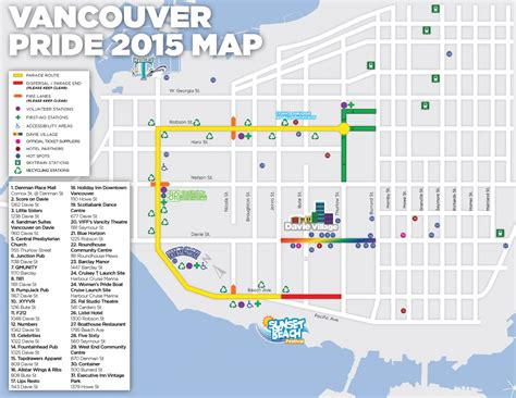 new year parade route vancouver pride parade etiquette 4 courtesy tips for spectators