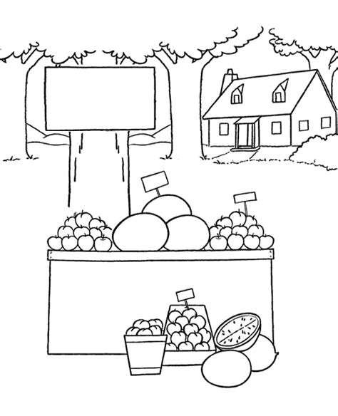printable coloring pages grocery store fruits colouring page 25 to print or for free