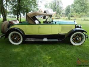1927 Buick Roadster 1927 Buick Roadster Convertible Master 6 Model 54