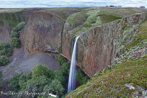 Table Grass Valley by Auburn California Photographer Table Mountain Waterfall