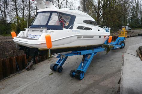 boat trailers for sale germany sea lift hauls sealine 47