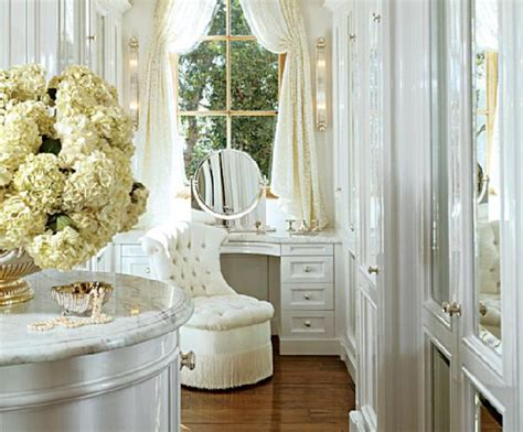 White Vanity Room Bathroom