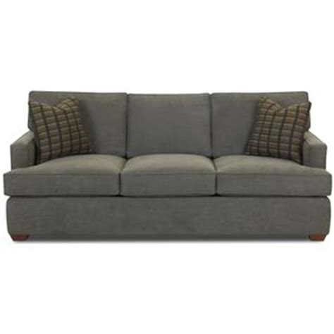 Loomis Sectional by Klaussner Loomis Sectional Sofa With Chaise Lounge