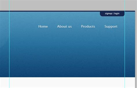 header login design how to create a professional and clean web layout with