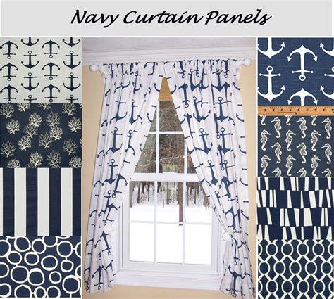 sailor curtains nautical curtainsnavy curtainsblue curtains sailing ocean