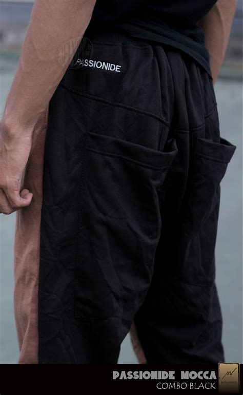 Celana Harem Passionide Mocca Combo Parkour Casual jual celana harem passionide mocca combo