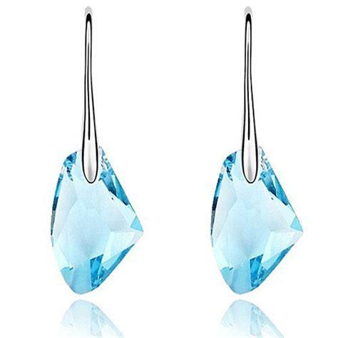 Anting Handbag Earing swan earrings drop 925 sterling silver anting wanita green jakartanotebook