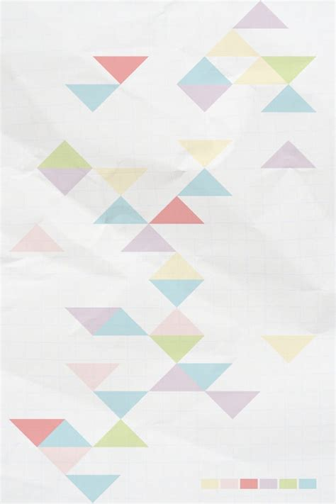 pastel triangle toondesign triangle pastel color we pin this