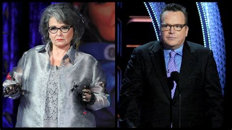 tom arnold minneapolis roseanne barr and tom arnold bicker like old times on