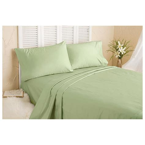 what is microfiber sheets microfiber sheet set 609969 sheets at sportsman s guide