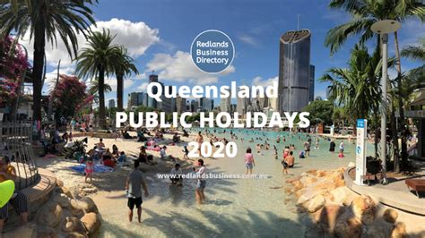public holidays qld redlands business community article  small business virtual assistant