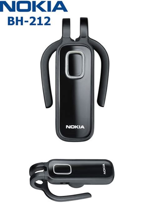 Headset Bluetooth Nokia Original original nokia bh 212 bluetooth headset images frompo