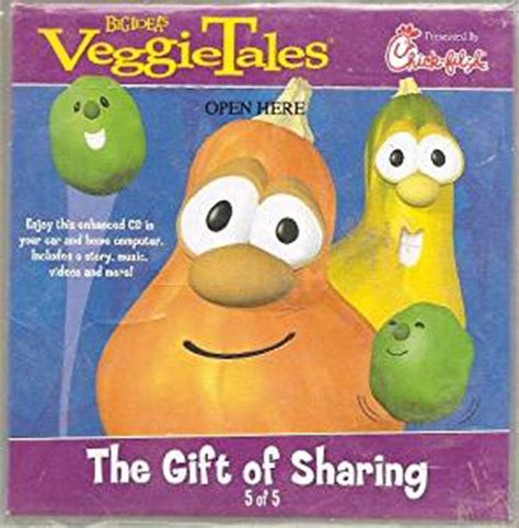 Chick Fil A Gift Card Amazon - amazon com chick fil a veggietales the gift of sharing disc 5 of 5 other