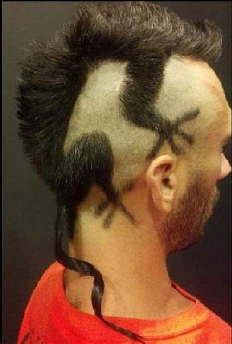 mohawk with tail hair cut fail the 20 worst haircuts heavy com
