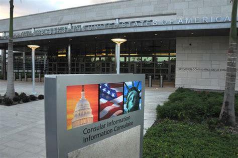 consolato dominicano estados unidos consulado tiene retraso en las visas y