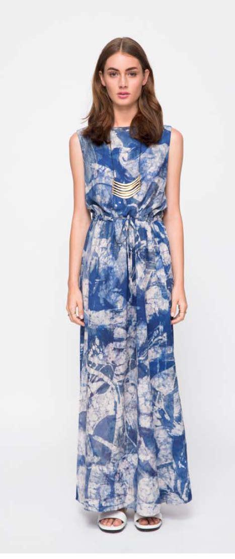 Duro Dresses by Osei Duro Guise Maxi Dress Garmentory