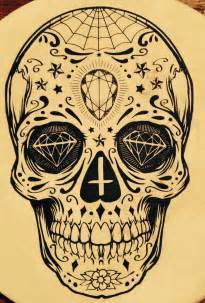 Tattoos sugar skulls mexican tattoo sugar skull design sugar skulls