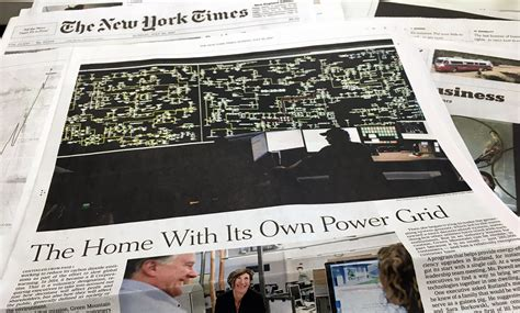 new york times business section today gmp vermont innovation featured in the new york times