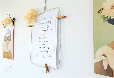 How To Put Wire Hanger On Picture Frame