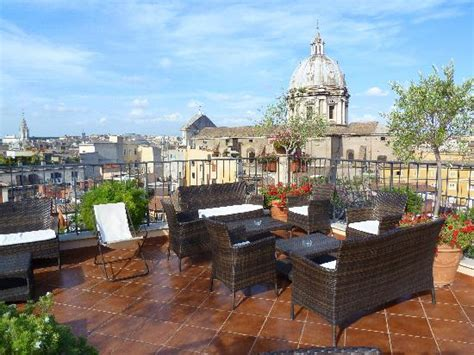 hotels in co de fiori the roof deck picture of boutique hotel co de fiori