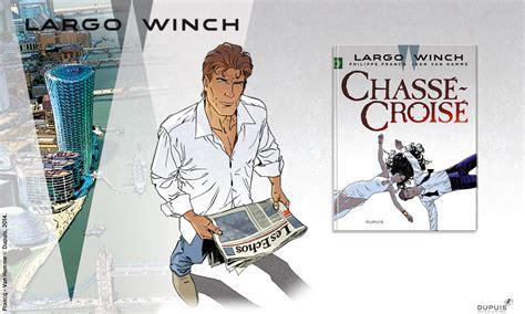 largo winch 19 encrucijada 8467920513 les echos editions dupuis largo winch